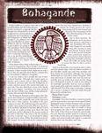 RPG Item: Bloodline: Bohagande