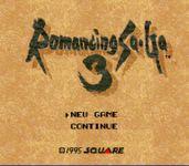 Video Game: Romancing SaGa 3
