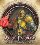 Board Game: Descent: Journeys in the Dark (Second Edition) – Alric Farrow Lieutenant Pack