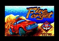 Video Game: Fire and Forget
