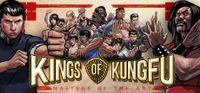 Video Game: Kings of Kung Fu