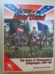 Board Game: The Army of the Heartland: The Army of Tennessee's Campaigns, 1861-1863