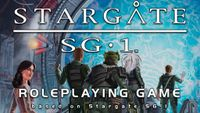 RPG Item: Stargate SG-1 Roleplaying Game