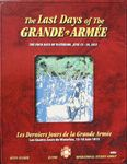 Board Game: The Last Days of the Grande Armee: The Four Days of Waterloo