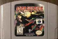 Video Game: Star Soldier: Vanishing Earth