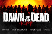 Video Game: Dawn of the Dead