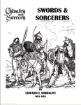 RPG Item: Swords & Sorcerers (First Edition)