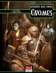 RPG Item: Advanced Race Codex: Gnomes