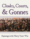 RPG Item: Cloaks, Courts, and Gonnes
