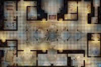 RPG Item: Draconic Monastery