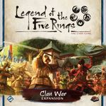 Board Game: Legend of the Five Rings: The Card Game – Clan War