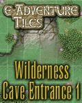 RPG Item: e-Adventure Tiles: Wilderness Cave Entrance 1