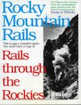 Board Game: Rocky Mountain Rails