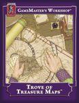 RPG Item: Trove of Treasure Maps