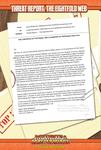 RPG Item: Threat Report #42: The Eightfold Web