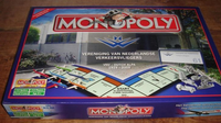 Board Game: Monopoly: Vereniging van Nederlandse Verkeersvliegers VNV