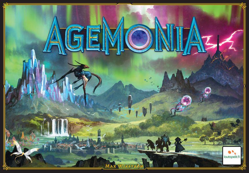 Agemonia