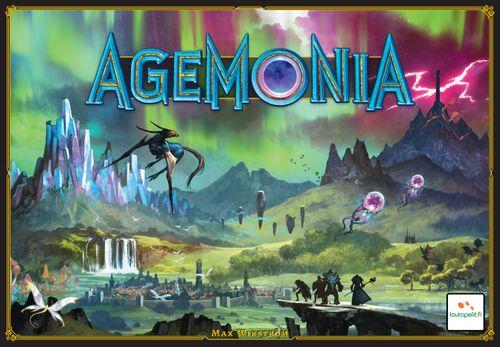 Board Game: Agemonia