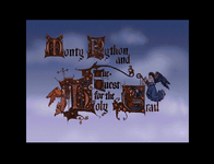 Video Game: Monty Python & the Quest for the Holy Grail