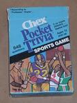 Board Game: Pocket Trivia: Sports