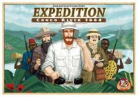 Board Game: Expedition: Congo River 1884