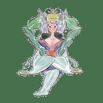 Character: Otohime (Ōkami)