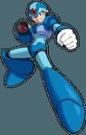 Character: Mega Man X