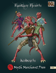 RPG Item: Fantasy Fiends: Kobolds