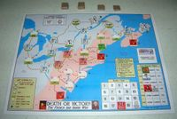Board Game: Death or Victory: The French and Indian War