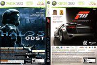 Video Game Compilation: Forza Motorsport 3 / Halo 3: ODST