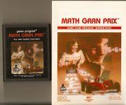 Video Game: Math Gran Prix