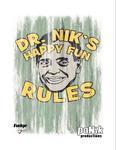 RPG Item: Dr. Nik's Happy Fun Rules