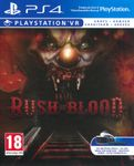Video Game: Until Dawn: Rush of Blood