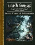 RPG Item: Grand Tome of Adversaries (Second Edition)