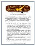 RPG Item: 3.5 Conversion Guidelines