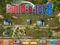 Video Game: Build-a-Lot 3: Passport to Europe