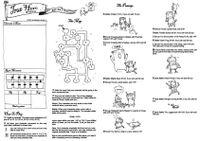 Board Game: True Hero Minigame