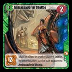 Board Game: Among the Stars: Ambassadorial Shuttle