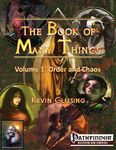 RPG Item: The Book of Many Things Volume 1: Order and Chaos