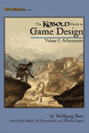 RPG Item: The Kobold Guide to Game Design, Volume 1: Adventures