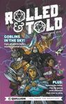 Issue: Rolled & Told (Issue 1 - September 2018)