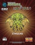RPG Item: The Manual of Mutants & Monsters #31: Cthulhu