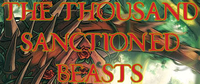 Series: The Thousand Sanctioned Beasts