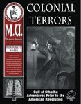 RPG Item: Colonial Terrors