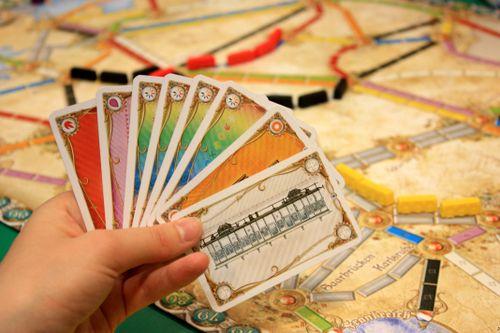 Board Game: Zug um Zug: Deutschland