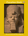 RPG Item: Lore of the Gods Book Three: Egyptian Gods