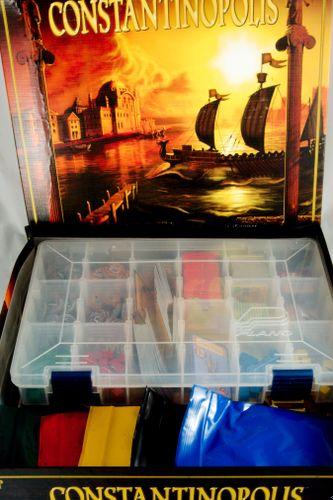 Board Game: Constantinopolis
