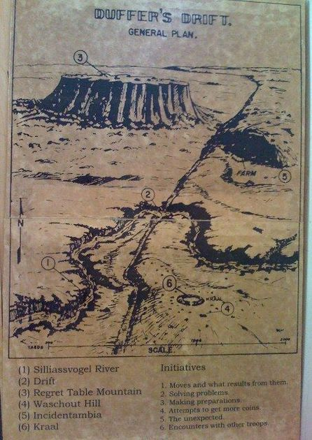 the defence of duffer's drift The defense of duffer's drift reviewed by mike crane this short book was  written in 1904 immediately after the second boer war and before world war i by .