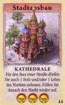 Board Game: Die Siedler von Catan: Das schnelle Kartenspiel – Stadtausbau Kathedrale