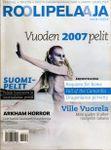 Issue: Roolipelaaja (Issue 14 - Mar 2008)
